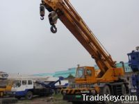 used kato 45t rough terrain crane