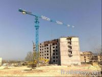 2012 hot sale tower crane QTZ40