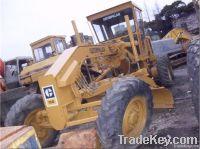 Used Motor Grader Caterpillar 12G