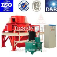 large capacity vsi crusher vertical shaft impact crusher PCL500 high-efficient fine impact crusher