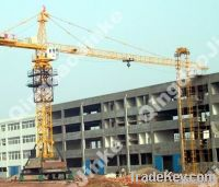 QingdaoJinke Tower crane