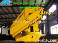 16 Tons Folding-Arm Truck/Marine Crane