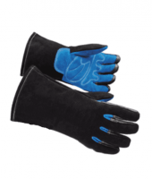 Professional Safety Equipment Welding Leather Glove Cow Split Leather