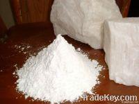 Talc Lumps and Powder