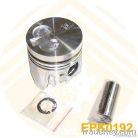 Yanmar 4tne98 Engine Piston Kit