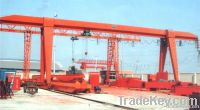 5t electric hoist gantry crane
