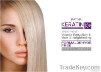 Kativa Hair Straightening