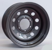 Steel Wheels For 4x4 Vehicles