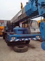Used TADANO TG-500E Truck Crane