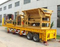 Jaw Crusher Plant (Mobile)