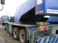 Used Tadano TG550E Truck Crane