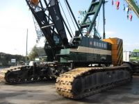 Used Kobelco 120 ton Crawler Crane
