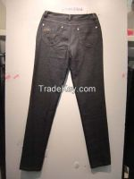 Denim Women Fashion Jeans Stock Lots
