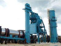 MB mobile asphalt plant