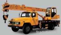 Shenyang North Traffic Kaifan Brand 8T truck crane