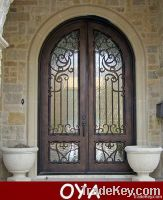 Steel Door Design Iron Gril