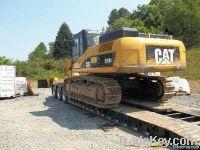 Used Caterpillar Crawler Excavator (336d)