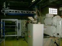 NEGRI BOSSI   INJECTION MOULDING MACHINE
