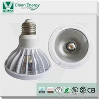 SAA UL 12W Sharp COB LED PAR30 spotlight IP65