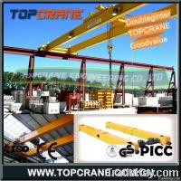 Overhead bridge cranes