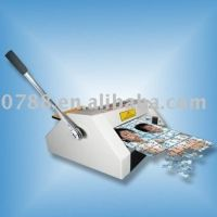 Jigsaw Puzzle Making Cutting Machine