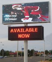 Led Outdoor Sign
