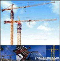 QTZ80 (5613-8 6010-8) Building crane