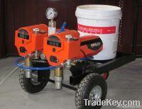 BH686D Line Striper 2 Gun Unit Airless paint sprayer