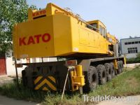 Good quality used 120 ton Kato crane for sell