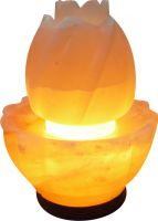 Salt Lamps Fountain Gate : Salt Fountain Lamp By Saath International, Pakistan