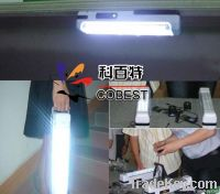 3w solar lighting home system with 4w solar panel