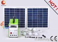 dc solar lighting kit