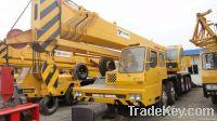 Tadano 50t Used Hydraulic Crane