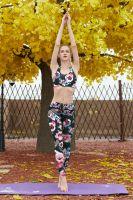 High Quality Digital Printed Sports Bottom Women Slim Fitness Leggings