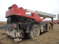used TADANO 50 ton rough crane