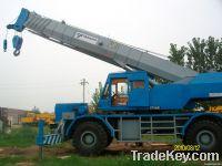 used crane TADANO-GT550E