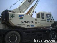 used crane kato-70ton