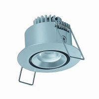 High-power LED Downlight with 110 to 240V AC Operating Voltage and 50/