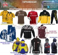 Sports Track Suit/ Casual Sports Wears