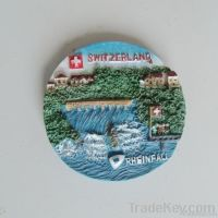 Polyresin Souvenir Fridge Magnet