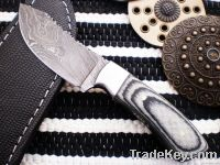 Damascus Multi Functional Knife