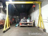 2-Ton Rolling Electric Gantry Crane