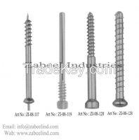 Orthopedic implants Surgical Instruments Bone Instruments,holloware instruments By Zabeel Instruments