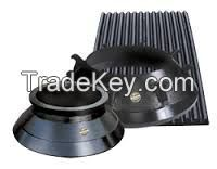 Crusher parts for SANDVIK H3800 Cone Crusher