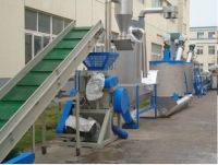 PET Bottle Recycling Machinery Line