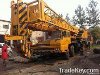 tadano TG-1600M truck crane