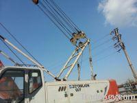 Used Crawler Cranes Zoomlion QUY 70