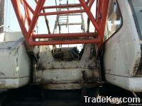 Used Crawler Cranes Zoomlion QUY70