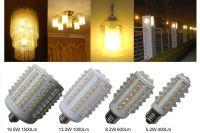High power led lamp Superflux 19.8w 1500LM