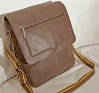 Pure Leather Shoulder Handbag